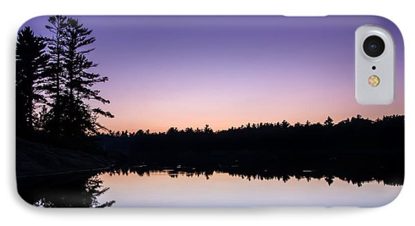 Georgian Bay Sunset IPhone Case by Peter Scott