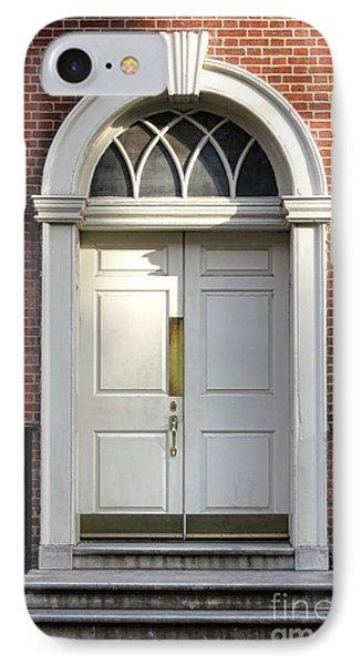 Georgian Door Phone Case by Olivier Le Queinec