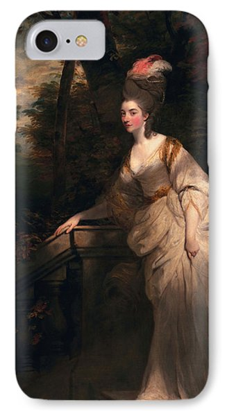 Georgiana Cavendish, Duchess IPhone Case