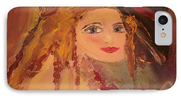 Georgiana Phone Case by Judith Desrosiers