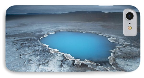 Geothermal Pool Iceland IPhone Case