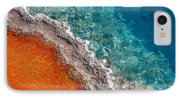 Geothermic Layers IPhone Case by Todd Klassy