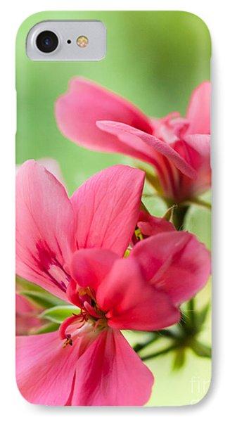 Geranium Gift IPhone Case