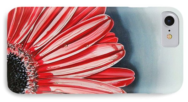 Gerber Daisy 2 IPhone Case by Kevin F Heuman