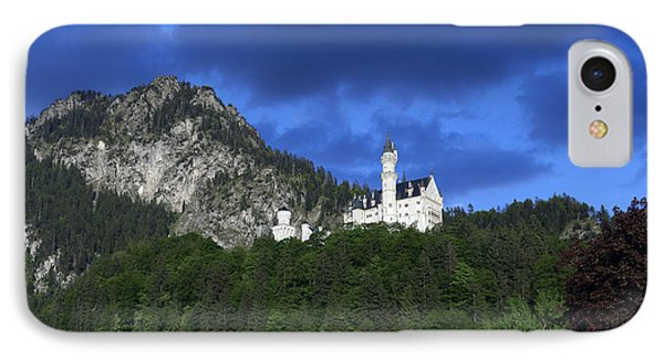 German Castle IPhone Case by Hans Engbers
