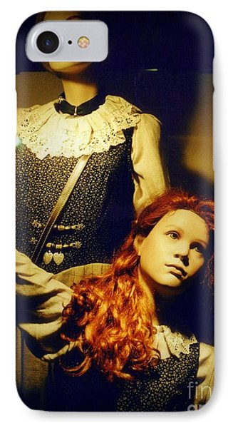 German Mannequins Phone Case by Halifax Photography John Malone