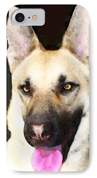 German Shepherd - Lover IPhone Case