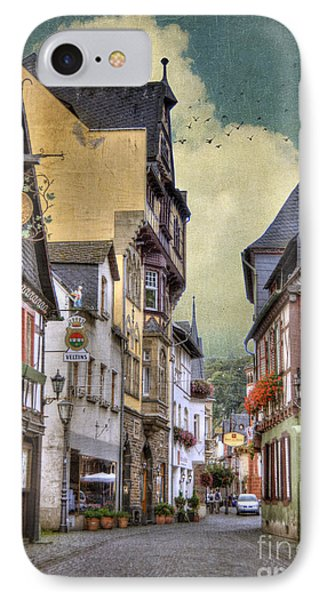 German Village IPhone Case by Juli Scalzi