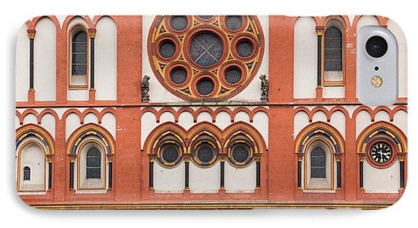 Germany, Hesse, Limburg An Der Lahn, St IPhone Case by Walter Bibikow