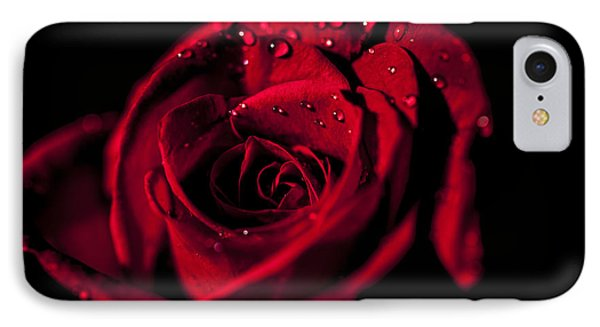 Get Red IPhone Case by Jon Glaser