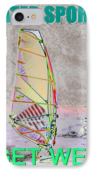 Get Wet Water Sports IPhone Case