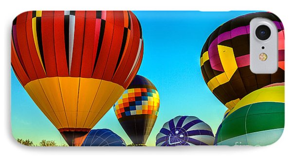 Getting Ready To Lift Off IPhone Case by Robert Bales