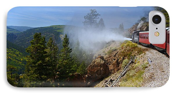 Getting Steamed IPhone Case
