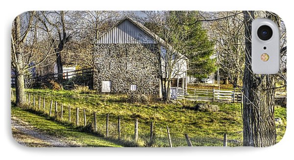 IPhone Case featuring the photograph Gettysburg At Rest - Sarah Patterson Farm Field Hospital by Michael Mazaika