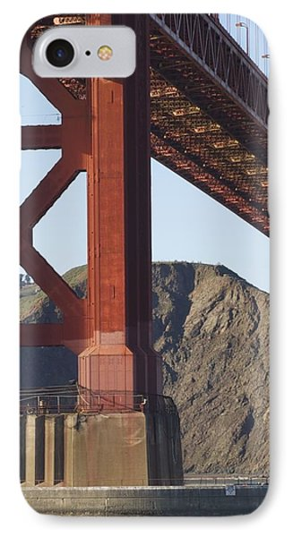 GGB IPhone Case by Stuart Hicks