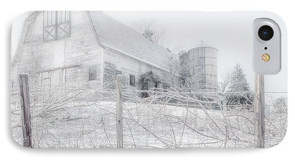 Ghost Barn Phone Case by Bill Wakeley