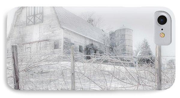 Ghost Barn IPhone Case