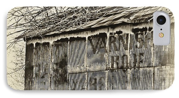 IPhone Case featuring the photograph Ghost Barn by Greg Jackson