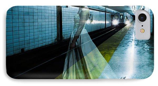 Ghost Bride Phone Case by Diane Diederich