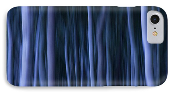 Ghost Forest Phone Case by Heiko Koehrer-Wagner