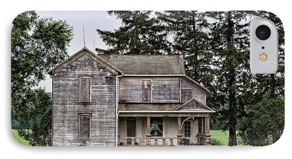 Ghost Manor Phone Case by Pamela Baker