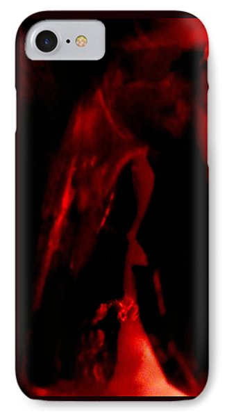 IPhone Case featuring the photograph Ghost by Mike Breau