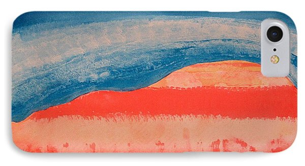 Ghost Ranch Original Painting IPhone Case