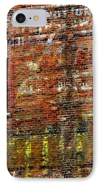 Ghost Sign 13469 3 Phone Case by Jerry Sodorff