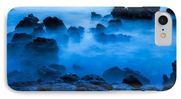 Ghostly Ocean 1 IPhone Case