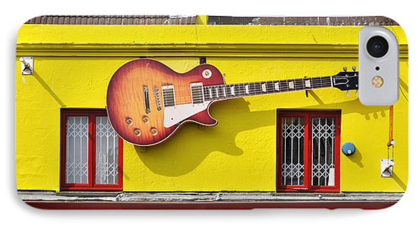 Giant Gibson Les Paul IPhone Case