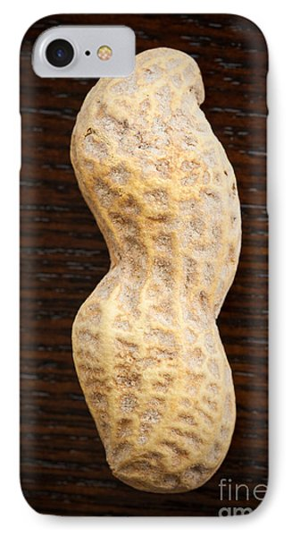 Giant Single Peanut  Phone Case by Sharon Dominick