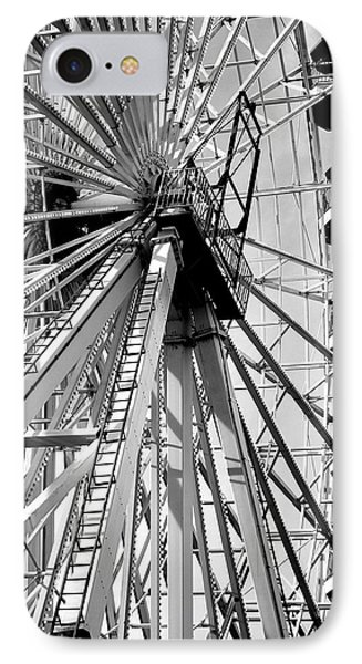 Giant Wheel IPhone Case