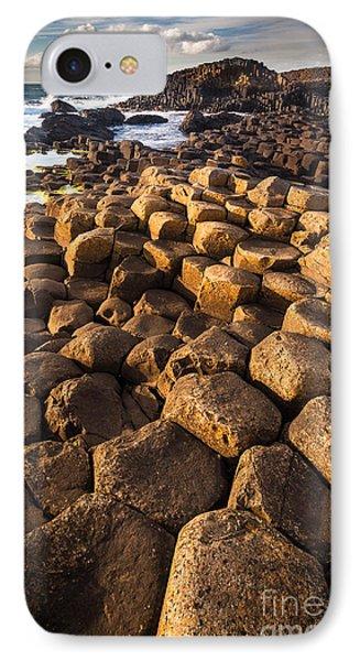 Giant's Causeway Bricks IPhone Case