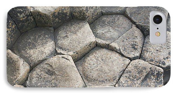 Giant's Causeway IPhone Case by Jane McIlroy