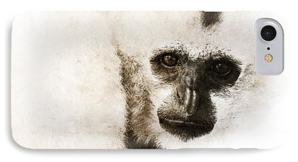 Crested Gibbon #1 IPhone Case
