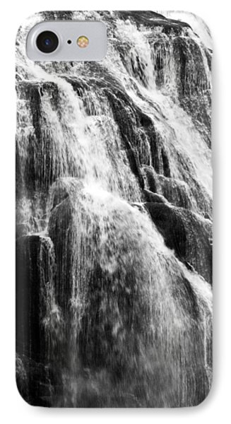 Gibbon Falls Phone Case by Bill Gallagher