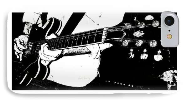 Gibson Guitar Graphic IPhone Case