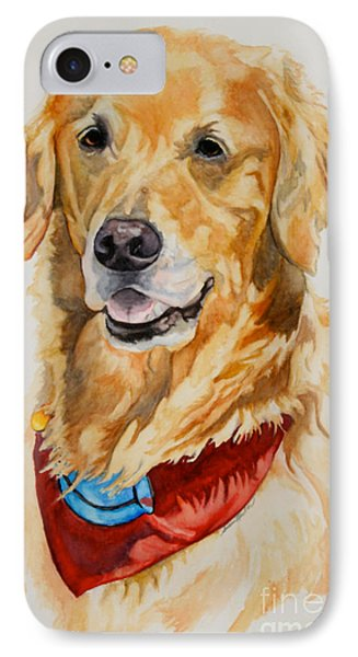 Gift Of Gold Phone Case by Susan Herber
