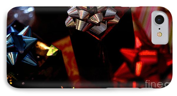 IPhone Case featuring the photograph Gifts by Linda Shafer