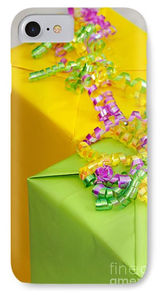 Gifts With Ribbon Phone Case by Amy Cicconi
