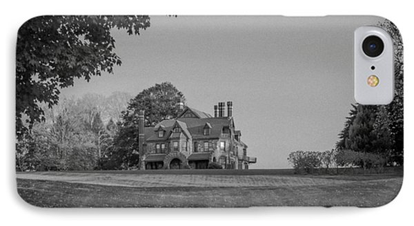 Gilded Age Mansion IPhone Case