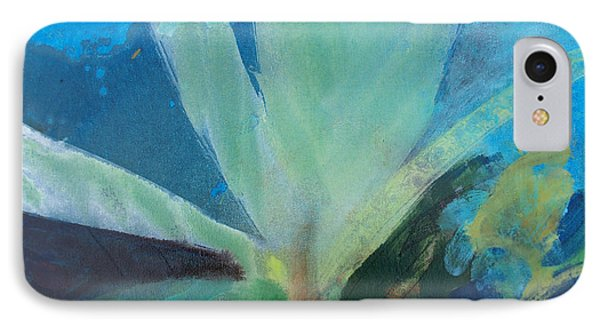 IPhone Case featuring the painting Ginger Tea by Robin Maria Pedrero