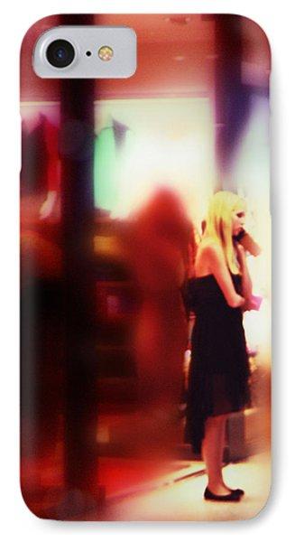 Girl Loves Gerry Phone Case by Li   van Saathoff