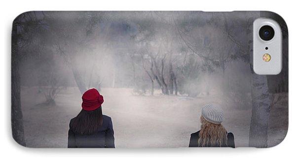 Girlfriends Phone Case by Joana Kruse
