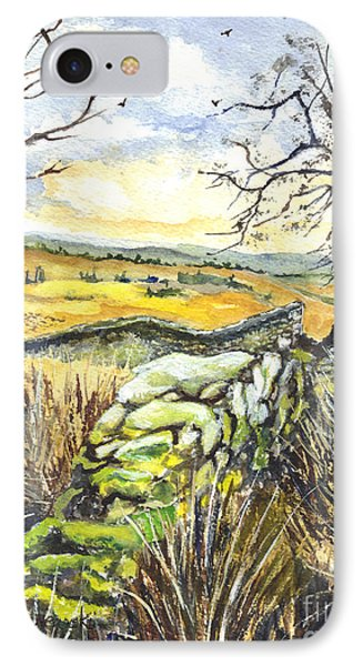 Gisburn Forest Lancashire Uk Phone Case by Carol Wisniewski
