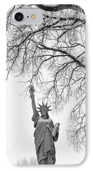 Give Me Liberty IPhone Case
