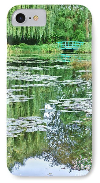 Giverny IPhone Case by Olivier Le Queinec