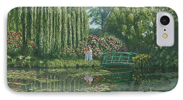 Giverny Reflections Phone Case by Richard Harpum