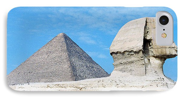 IPhone Case featuring the photograph Giza by Cassandra Buckley