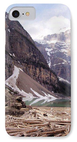 Glacial Debris Phone Case by Jenny Hudson